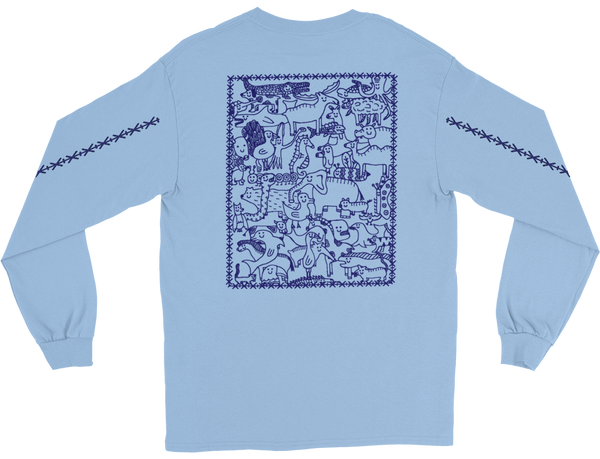 Sleepy Seal Longsleeve