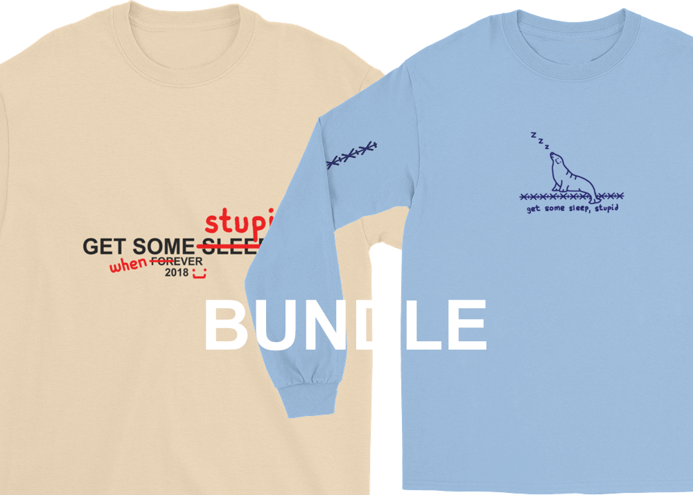 Stupid x Sleep Bundle Pack