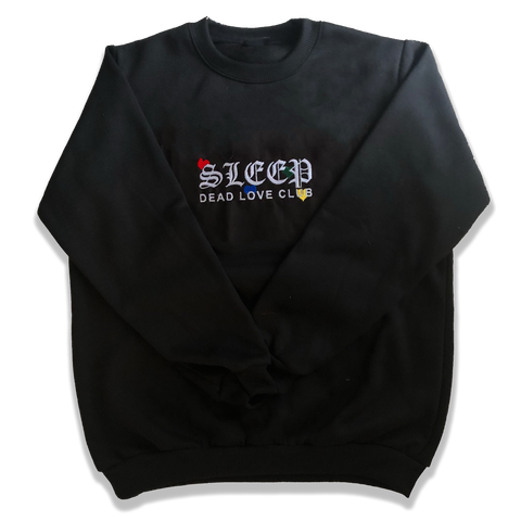 Sleep X DLC Crewneck (BACKPRINT) [PREORDER]