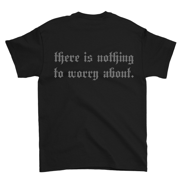 There Is Nothing - Reflective Tee