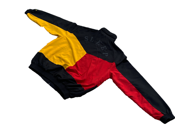 Black/Red/Yellow - Tricolor