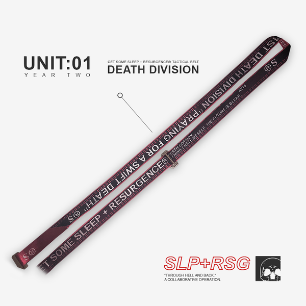 Unit 01: Woven Technical Belt V2