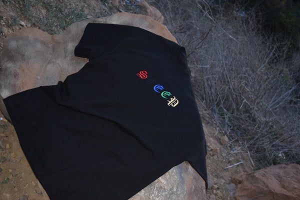 Old English Sleep Logo Tee [PREORDER]