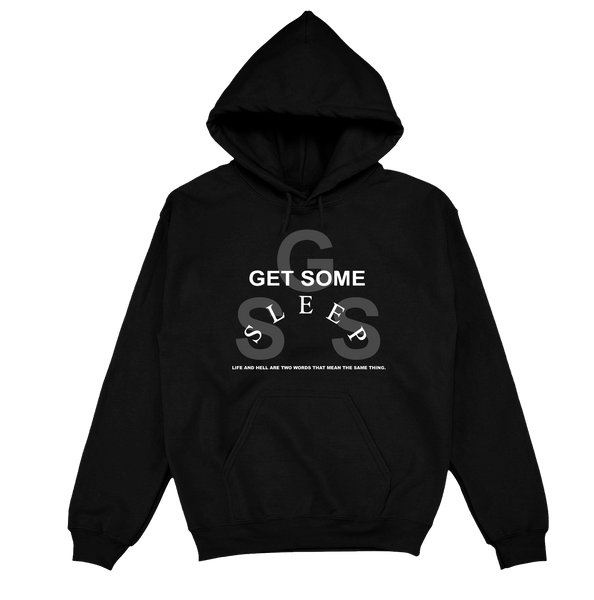 Life and Hell Pullover Hoodie