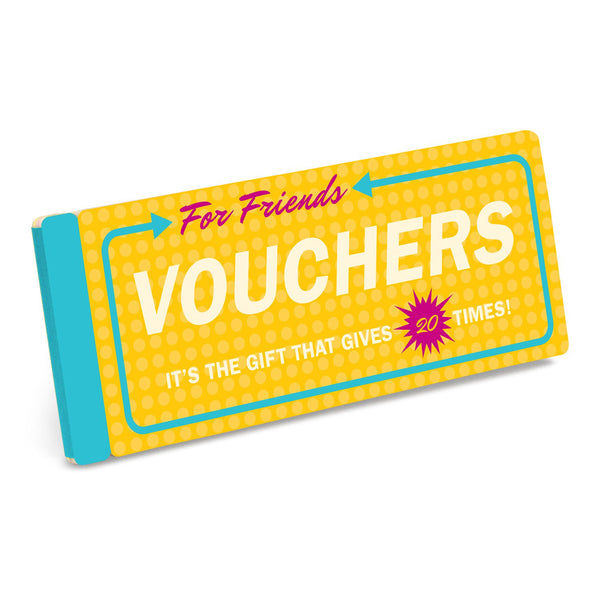 Vouchers for Friends