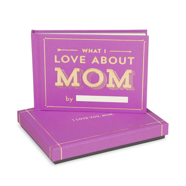 What I Love About Mom Fill in the Love® Journal with Gift Box