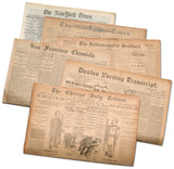 Original Newspaper Anniversary Gift