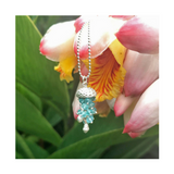 Hawaiian Jellyfish Necklace