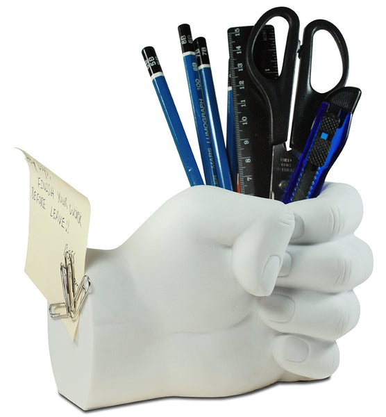 Hand Pen Holder with Magnetic Back