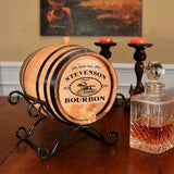 Personalized Whiskey Barrel - Bourbon (Derby)