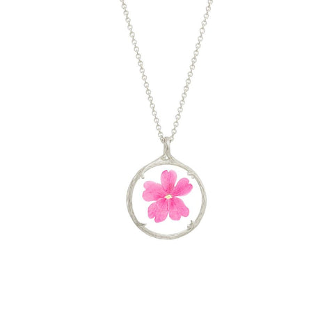 Birthmonth Flower Pendants