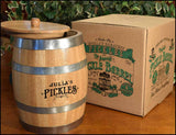 The Amazing Pickle Barrel