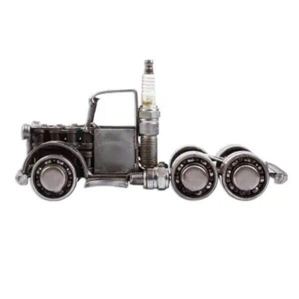 Recycled Auto Parts Truck