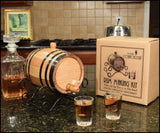 Rum Making Kit with Barrel