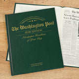 Custom Year Edition Newspaper Book
