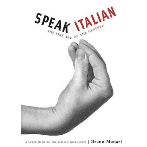Speak Italian With Gestures