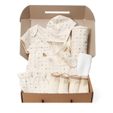 Organic Baby 10 Pieces Gift Set
