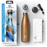 Portable Water Purifier Bottle