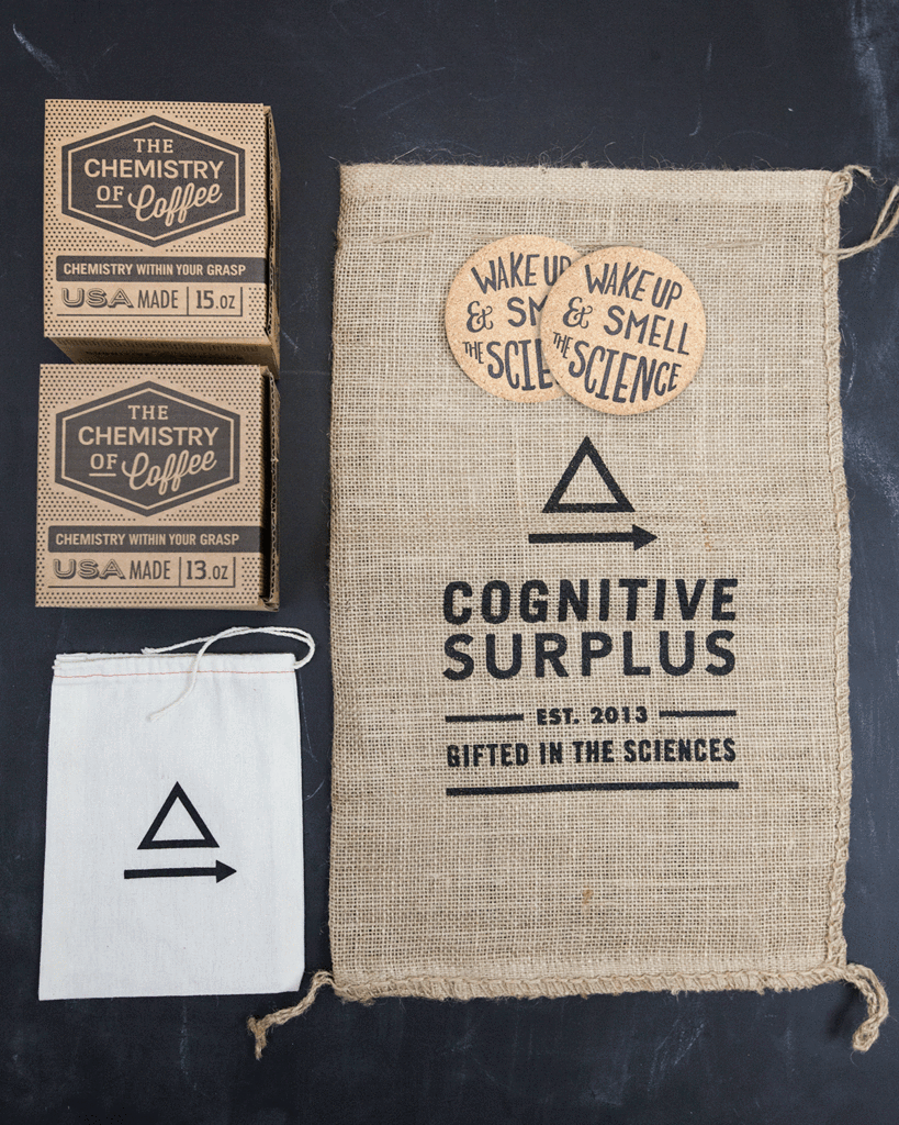 The Chemistry of Coffee Gift Pack – itsThoughtful