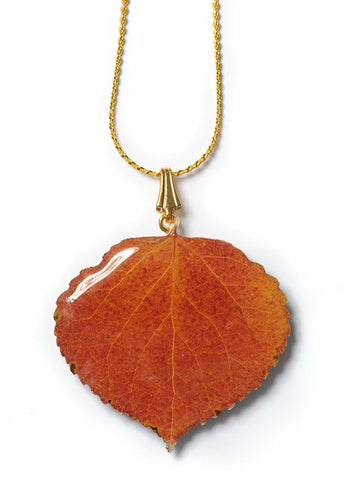 Natural Aspen Necklace
