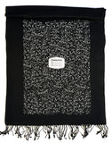 Composition Book Scarf