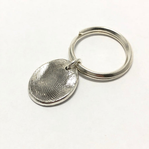 Custom Fingerprint Keychain