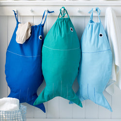 Fish Laundry Bag