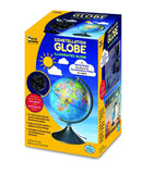 World & Constellation Globe