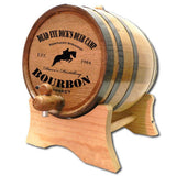Personalized Whiskey Barrel - Bourbon (Kentucky Straight)
