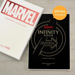 Personalized Marvel History Book