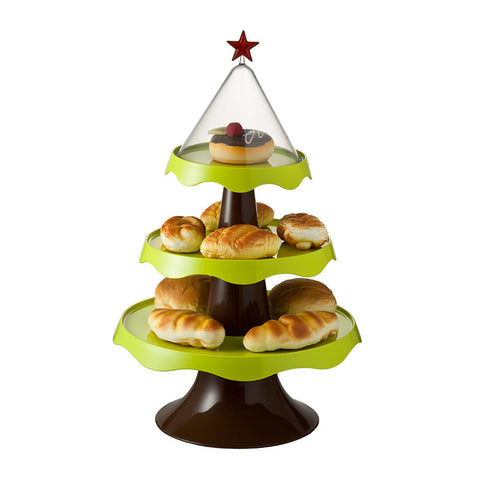 Merry Tree Tiered Stand