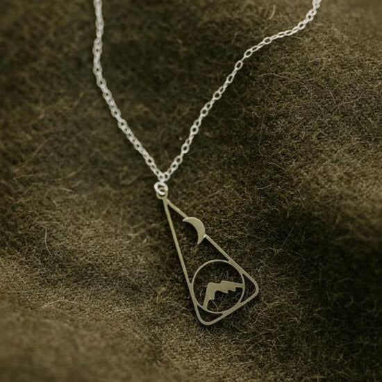 Mountain Moonlight Necklace