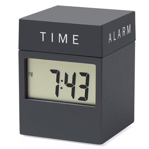 4-in-1 Minimalist Alarm Clock