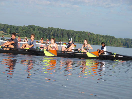 Summer Rowing Camp