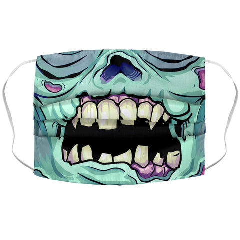 Zombie Mouth Face Cover