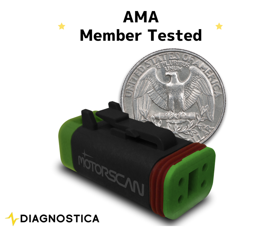 AMA Review: Motorscan Smartphone Diagnostic Tool for Harley-Davidson®