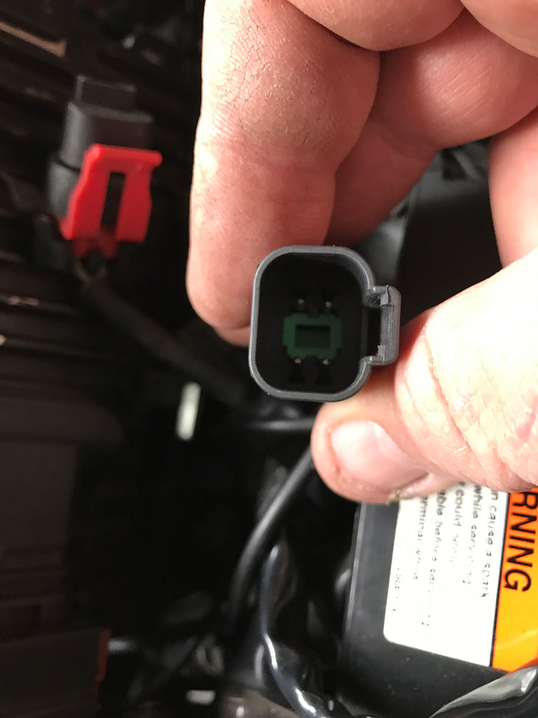 Where Is Your Harley-Davidson® Diagnostic Port?