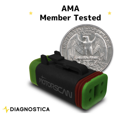 AMA Review Motorscan Smartphone Diagnostic Tool Diagnostica