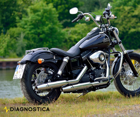 Alt text: Harley-Davidson for Sale Diagnostica