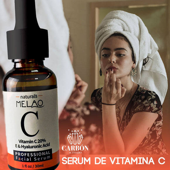 Beneficios del Serum de Vitamina C