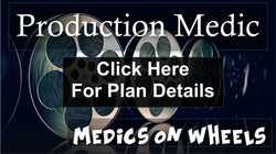 Stand-By Production Medic 1 Hour - Los Angeles