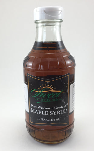 Maple Syrup -  Three Glass Pints