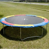 Colorful Safety Round Spring Pad Replacement Cover for 14' Trampoline