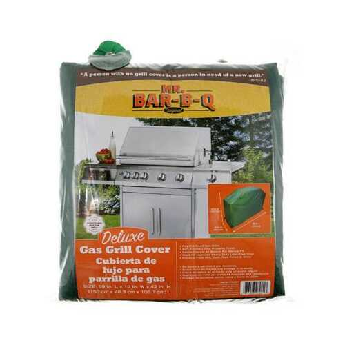 Deluxe Medium Grill Cover - www.myhomeandgardendecor.com