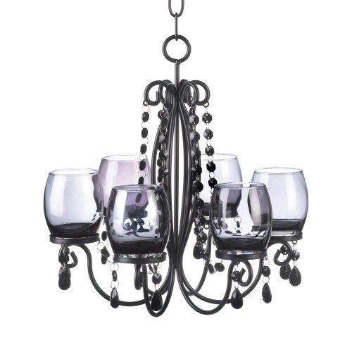 Black Elegant Chandelier (pack of 1 EA)