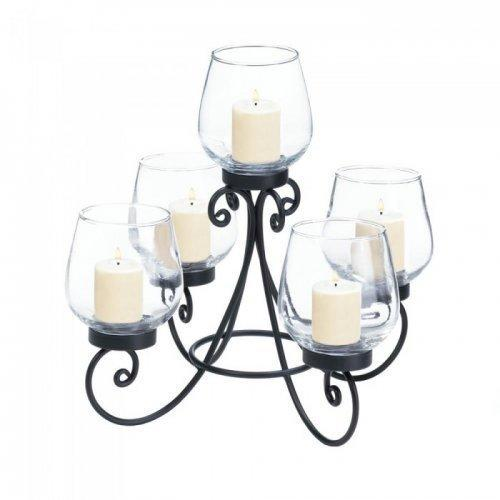 Enlightened Candle Centerpiece (pack of 1 EA)