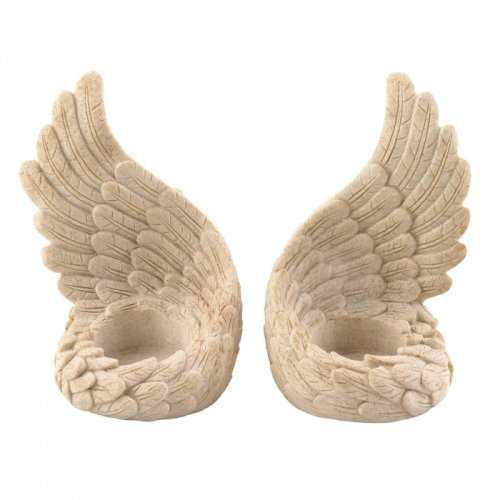 Angel Wings Tealight Set (pack of 1 SET)