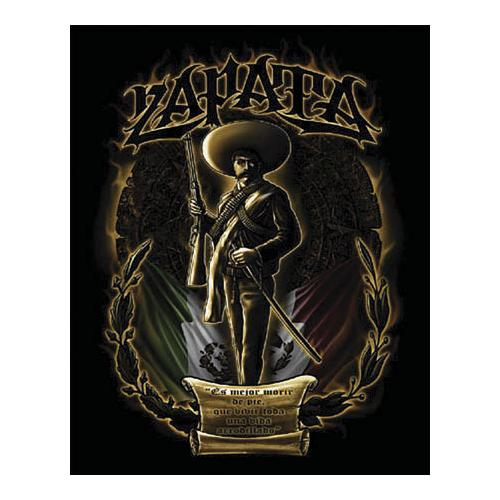 Zapata With Pride - www.myhomeandgardendecor.com