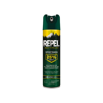 Repel Insect Repellent Sportmen Formula 25% DEET 6.5 oz. - www.myhomeandgardendecor.com