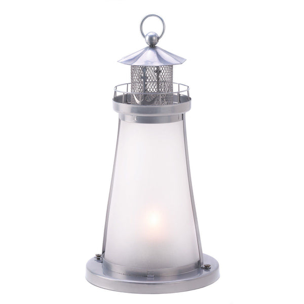 Lookout Lighthouse Candle Lamp (pack of 1 EA)